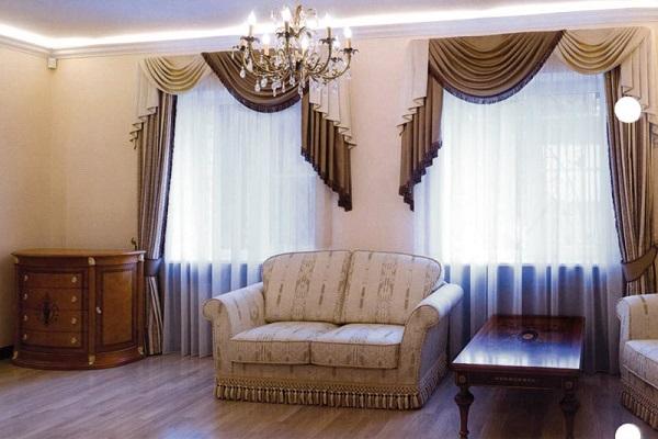 Mantovana soggiorno